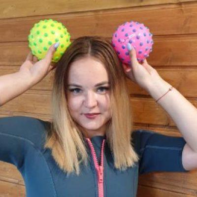 Горяйнова Алина Игоревна детский тренер по плаванию
